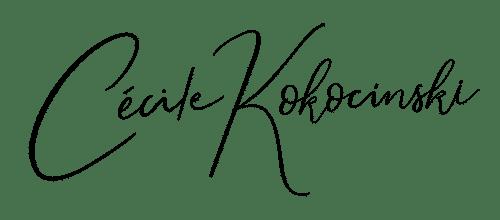 Signature Cécile Kokocinski